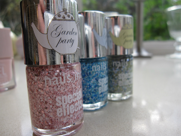 Nails Inc Spring Effects