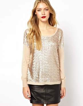 Oasis Sequin Front
