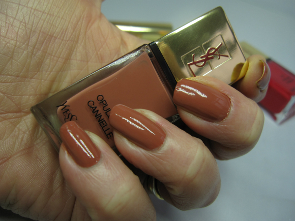 YSL Spicy Opulent Cannelle