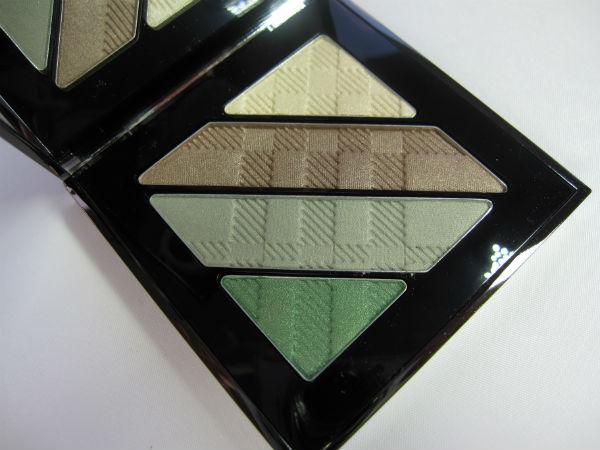 Burberry Spring 2014 Sage Green Palette