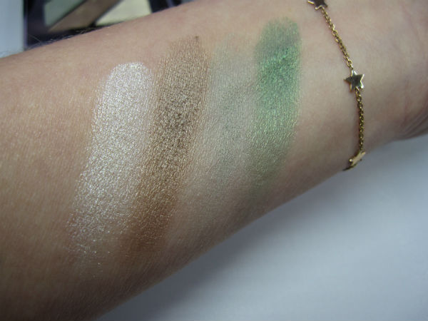 Burberry Spring Swatch