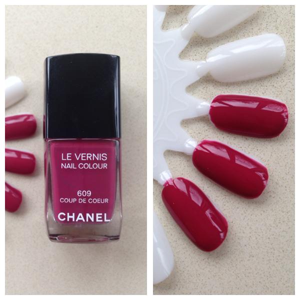 Chanel Le Vernis Coup de Coeur