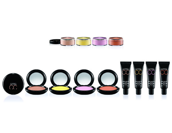 MAC CC Colour-LineUp