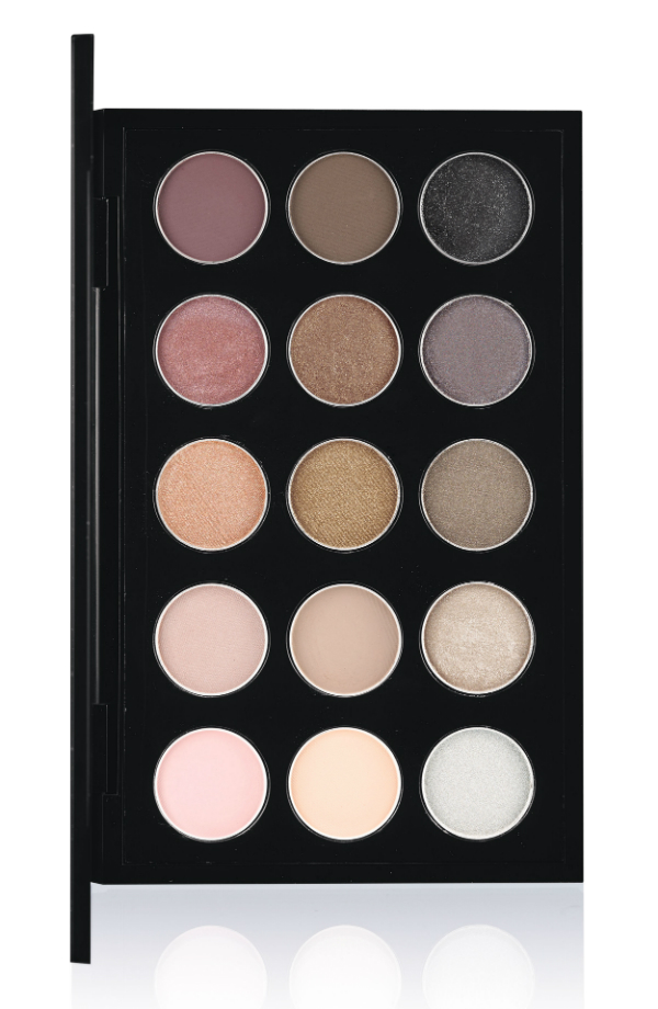 MAC EyeShadow X 15 Cool Neutral