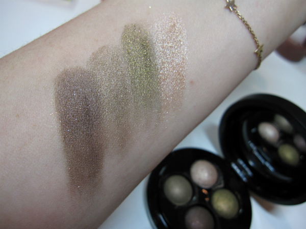 MAC Mineralize A Harvest of Greens Swatch