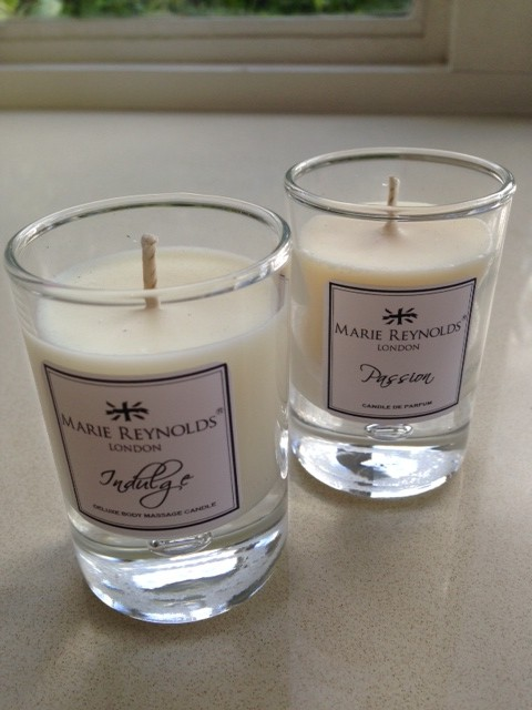 Marie Reynolds Candles