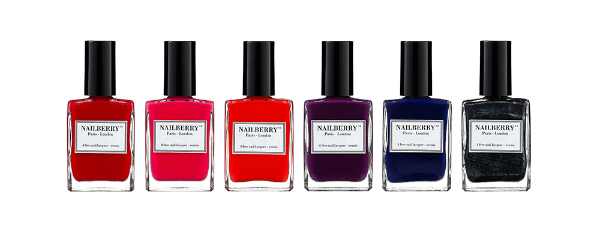 Nailberry Naughty Berries