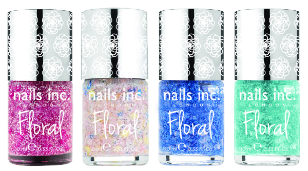 Nails Inc Floral Collection