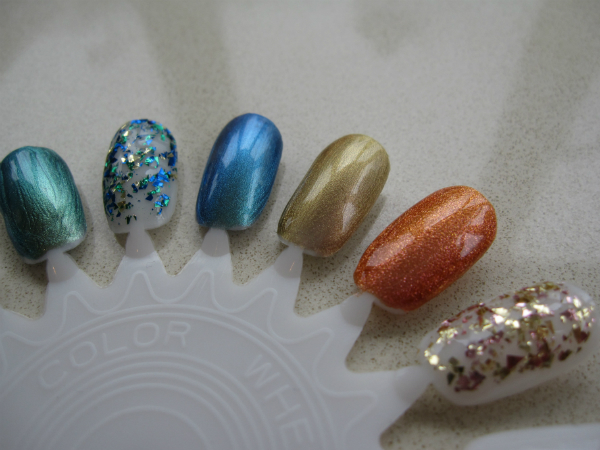 Barry M Aquarium Swatch