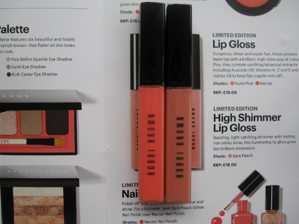Bobbi Brown Nectar Nude Gloss