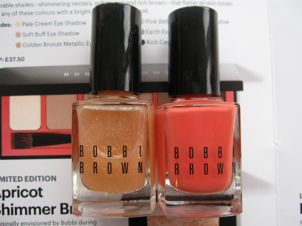 Bobbi Brown Nectar Nude Polish