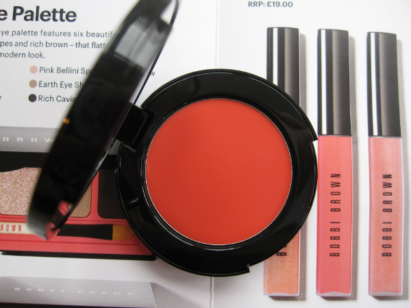 Bobbi Brown Nectar Nude Pot Rouge
