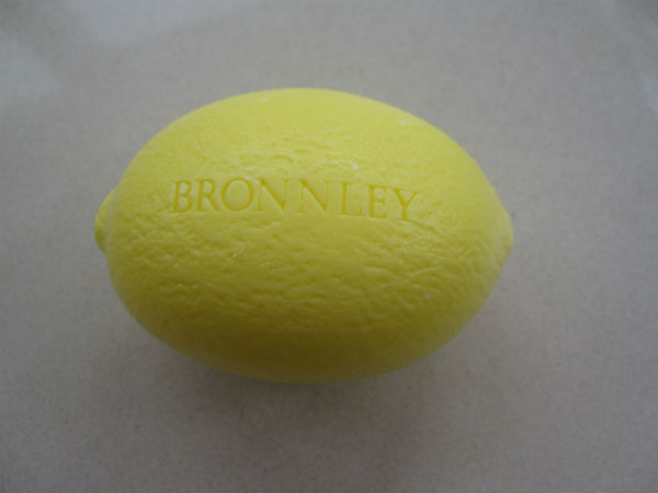 Bronnley Lemon Soap