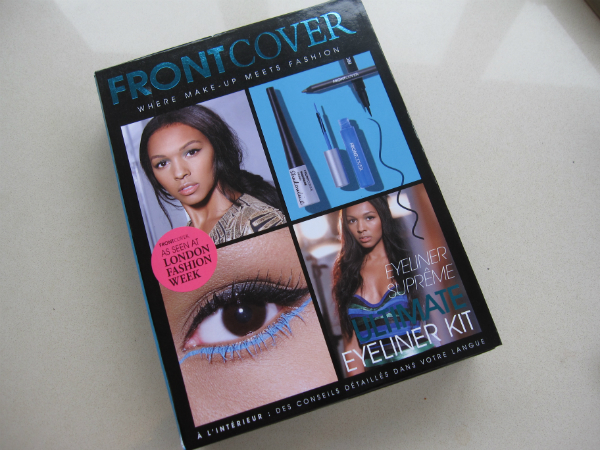 Front Cover Ultimate Eye Liner Kit