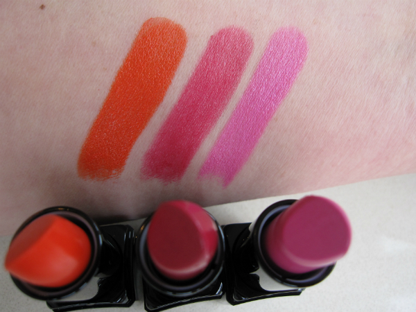 Illamasqua Glamore Lipstick Swatch