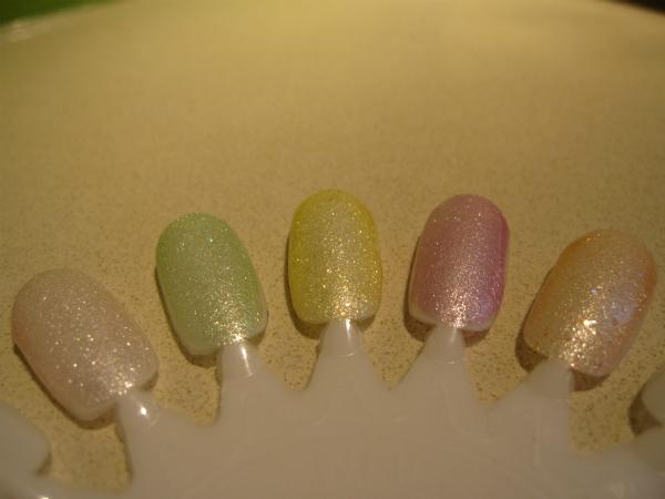 Isadora Sugar Nails Swatch