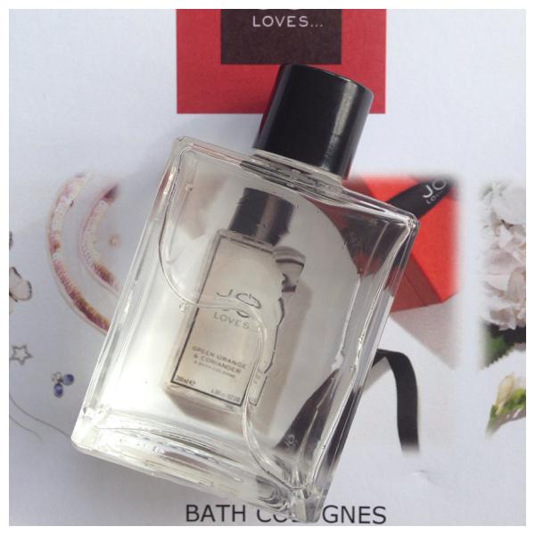 Jo Loves Bath Cologne