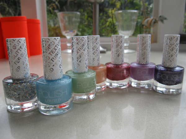 Limited Collection Nails