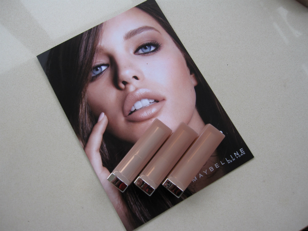 Maybelline Stripped Nudes