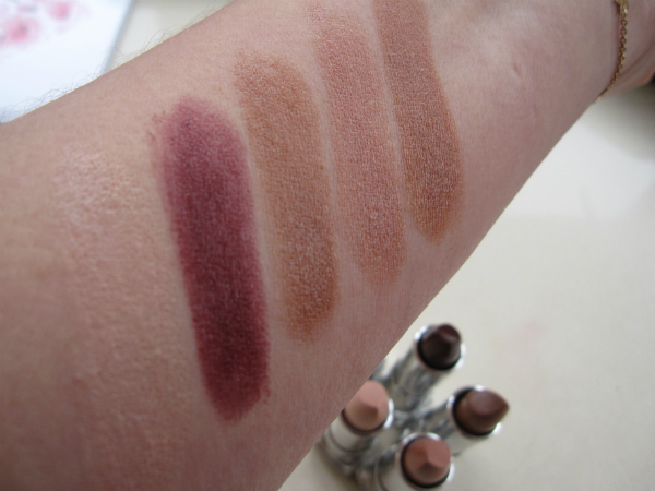 Maybelline Stripped Nudes Swatch
