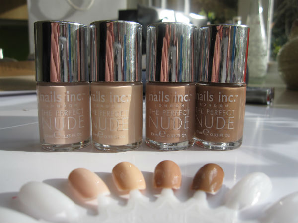 Nails Inc Perfect Nudes