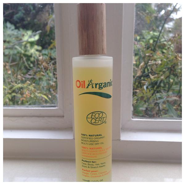 Oil Arganic