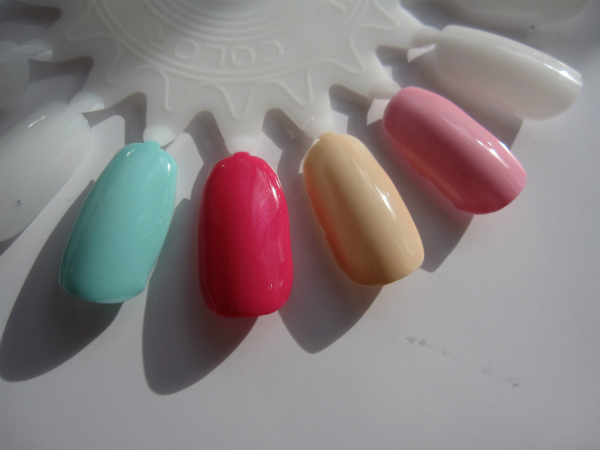 Revlon Sun Candy Swatch