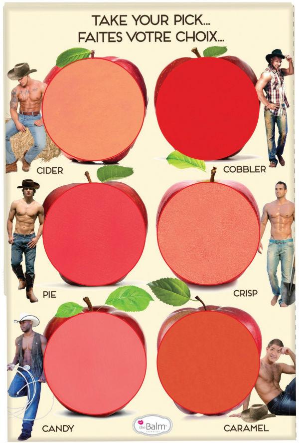Thebalm Apple Palette