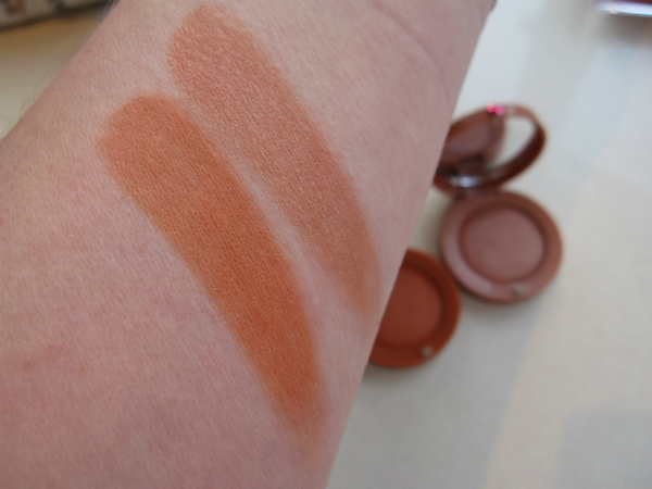 Bourjois Cream Blush Sun Swatch