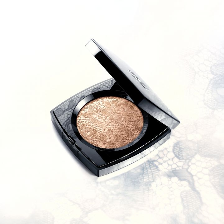 Chanel Precious Lace Illuminating Powder