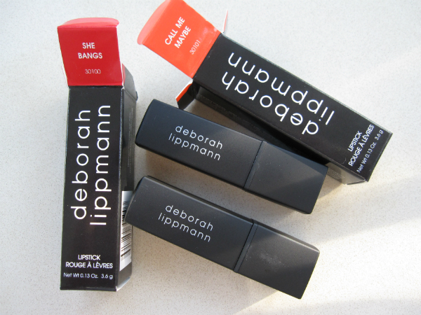Deborah Lippmann Lipsticks