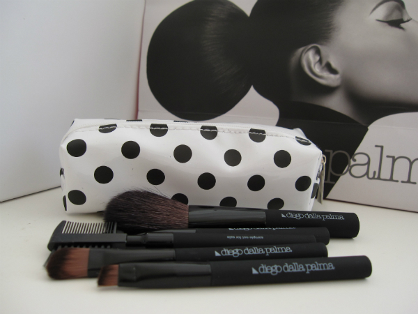 Diego Dalla Palma Brush Set