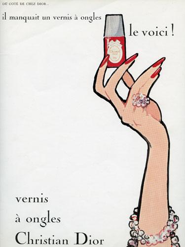 Dior Ad 1962