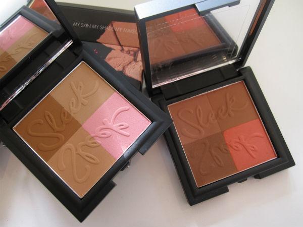 Sleek Bronze Block