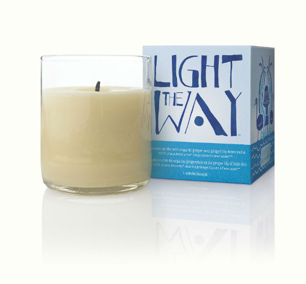 Aveda Light The Way Candle