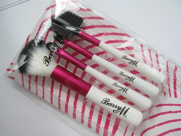 Barry M Mini Brushes