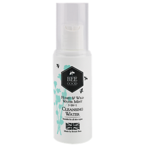 BeeGood Honey & Wild Water Mint 3-in-1 Cleansing Water.
