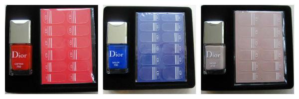 Dior Summer 2014 Nails