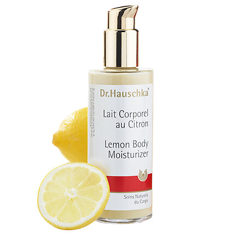 Dr Hauschka Lemon Body Lotion