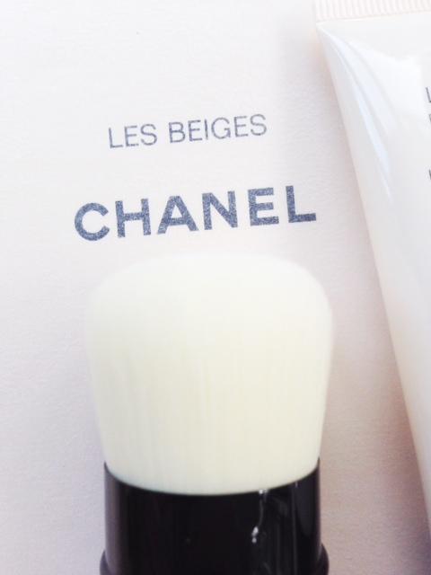 Chanel Kabuki