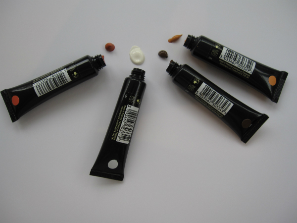 Illamasqua Skin Base Mixers