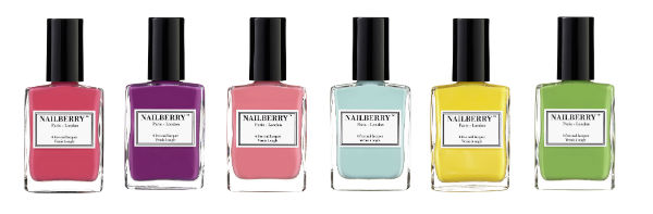 Nailberry Summer Collection