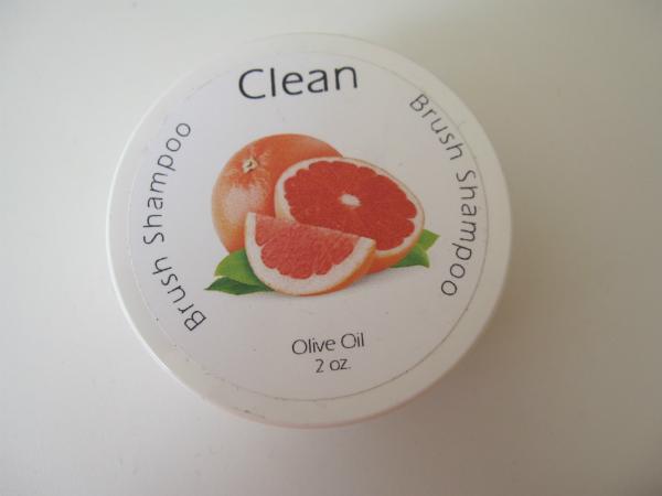Clean Brush Shampoo