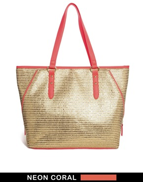 New Look Beach Bag