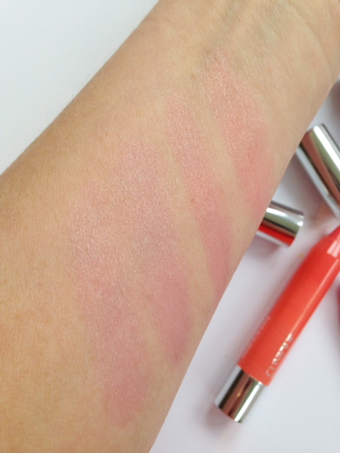 Clinique Baby Tint Swatch