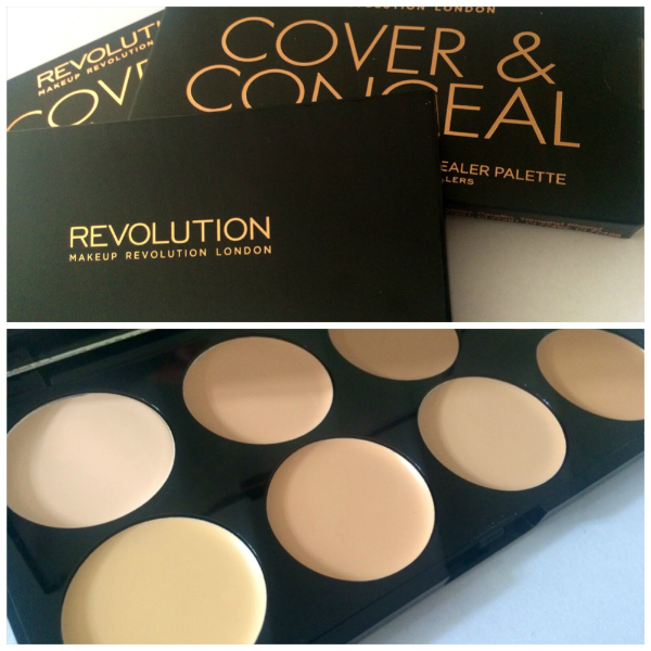 Makeup Revolution Cover  Conceal
