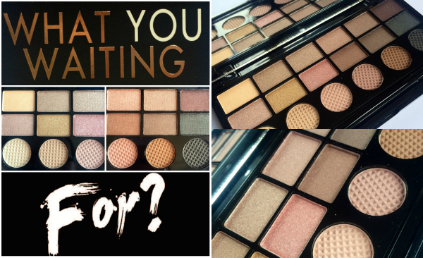 Makeup Revolution What You Waiting For