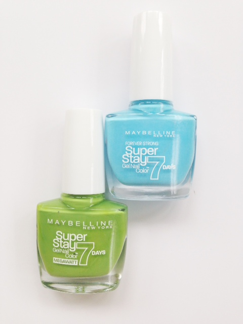 Super Stay Gel Nails