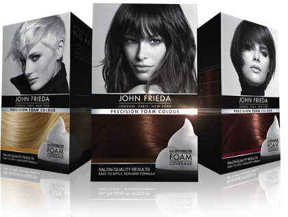 John Frieda Mousse