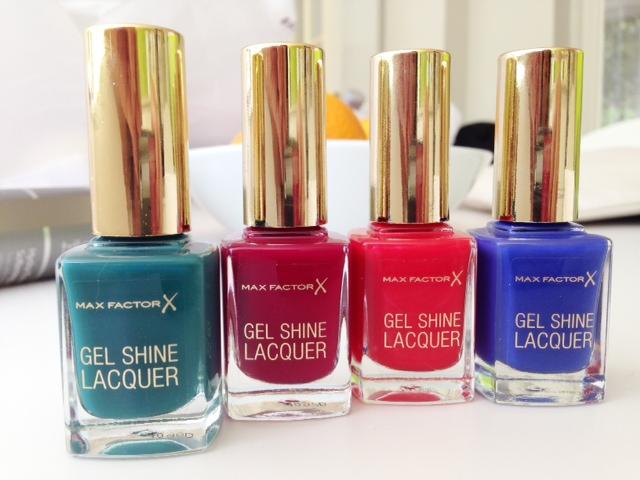 Max Factor Gel Shine Lacquer